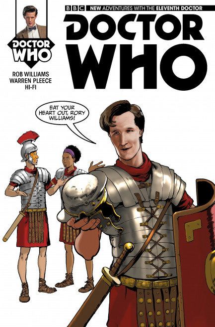 Doctor Who: The Eleventh Doctor Issue 13