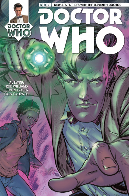 Doctor Who: The Eleventh Doctor Issue 14