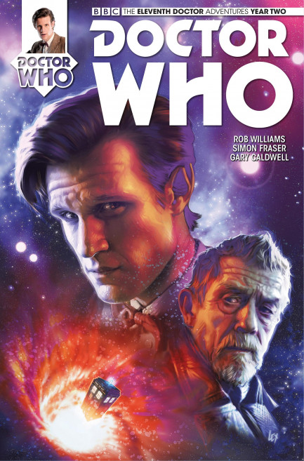 Doctor Who: The Eleventh Doctor Doctor Who: The Eleventh Doctor Year 2 - Volume 2 - The One - Chapter 1