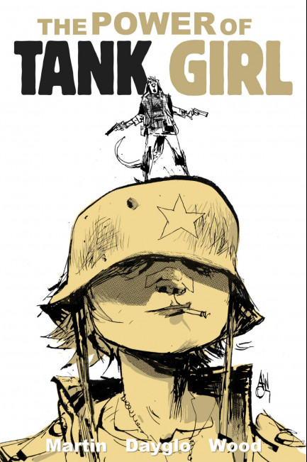 Tank Girl Tank Girl - The Power of Tank Girl