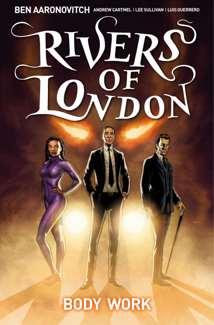 Rivers of London: Body Work Rivers of London - Volume 1 - Body Work - Chapter 1