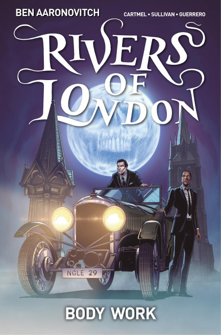 Rivers of London: Body Work Rivers of London - Volume 1 - Body Work - Chapter 2