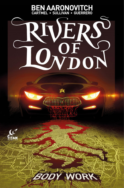 Rivers of London: Body Work Rivers of London - Volume 1 - Body Work - Chapter 3