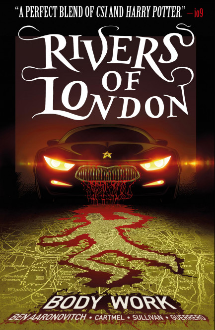 Rivers of London: Body Work Rivers of London - Volume 1 - Body Work