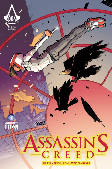 Assassin's Creed: Assassins Assassin's Creed - Volume 1 - Trial By Fire - Chapter 4