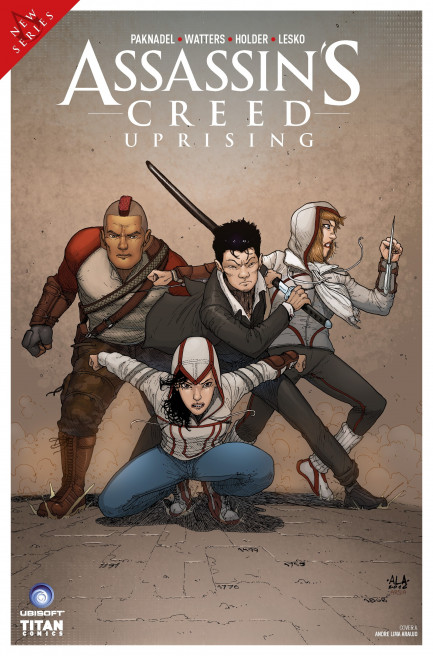 Assassin's Creed: Uprising Assassin's Creed: Uprising - Volume 1 - Chapter 3