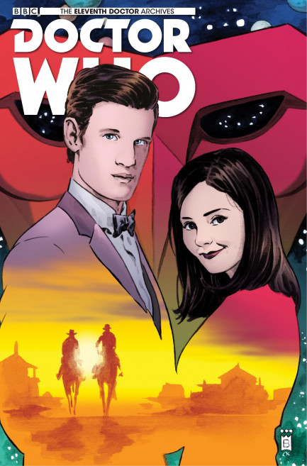 Doctor Who: The Eleventh Doctor Archives Doctor Who: The Eleventh Doctor Archives - Dead Man's Hands - Chapter 4