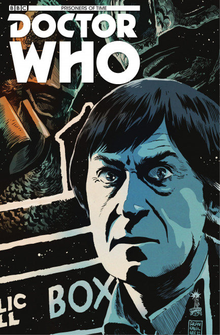 Doctor Who Archives: Prisoners of Time Doctor Who Archives: Prisoners of Time - Chapter 2 - The Second Doctor