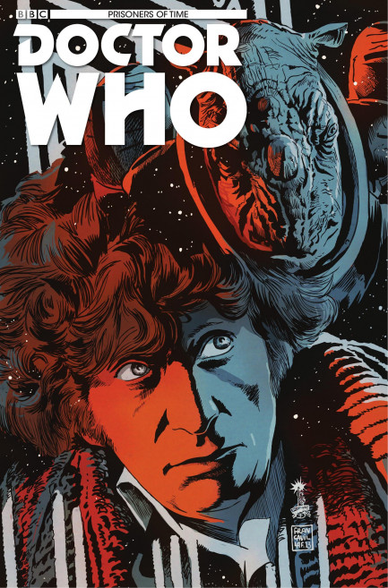 Doctor Who Archives: Prisoners of Time Doctor Who Archives: Prisoners of Time - Chapter 4 - The Fourth Doctor