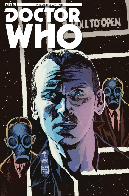 Doctor Who Archives: Prisoners of Time Doctor Who Archives: Prisoners of Time - Chapter 9 - The Ninth Doctor