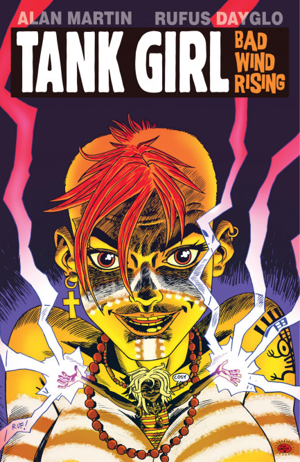 Bad Wind Rising Tank Girl - Bad Wind Rising - Chapter 3