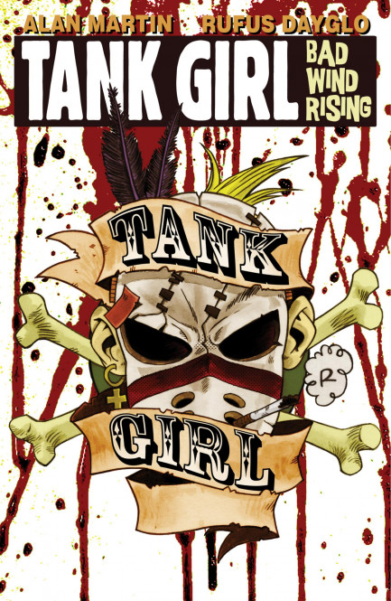 Tank Girl Tank Girl - Bad Wind Rising - Chapter 4