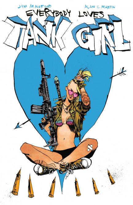 Tank Girl Tank Girl - Everybody Loves Tank Girl - Chapter 2