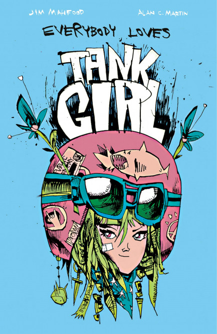 Tank Girl Tank Girl - Everybody Loves Tank Girl - Chapter 3