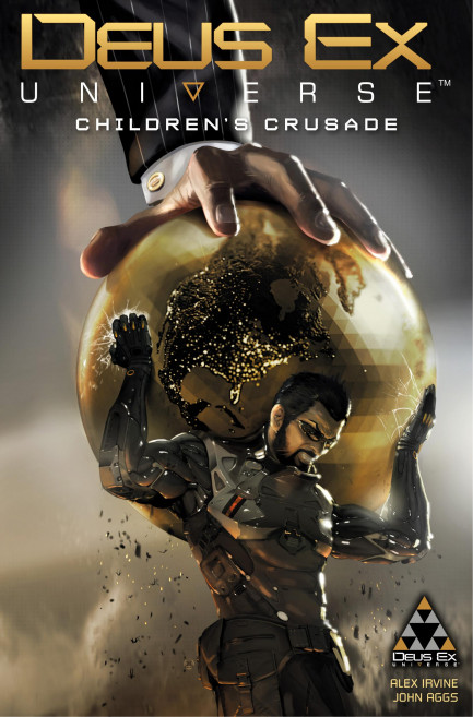 Deus Ex: Children's Crusade Deus Ex - Volume 1 - Children's Crusade - Chapter 2