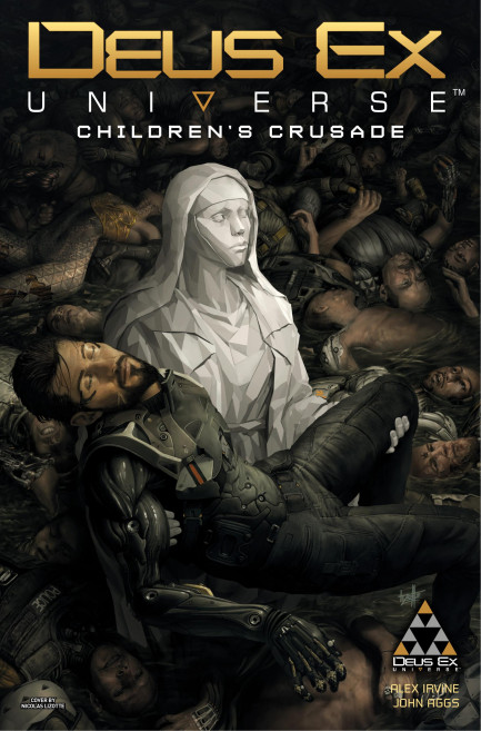 Deus Ex: Children's Crusade Deus Ex - Volume 1 - Children's Crusade - Chapter 3