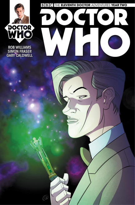 Doctor Who: The Eleventh Doctor Doctor Who: The Eleventh Doctor Year 2 - Volume 2 - The One - Chapter 5