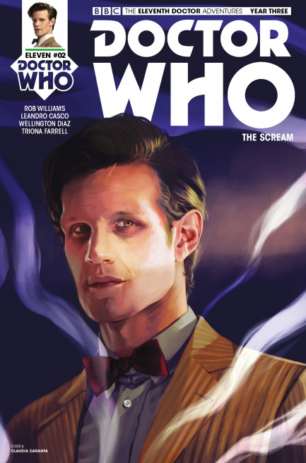 Doctor Who: The Eleventh Doctor Doctor Who: The Eleventh Doctor - Volume 7 - Chapter 2