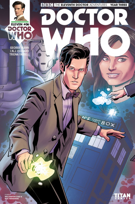 Doctor Who: The Eleventh Doctor Doctor Who: The Eleventh Doctor - Volume 8 - Chapter 2