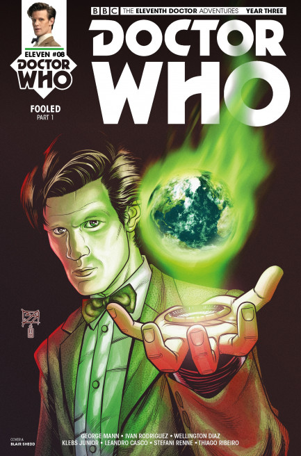Doctor Who: The Eleventh Doctor Doctor Who: The Eleventh Doctor - Volume 8 - Chapter 4