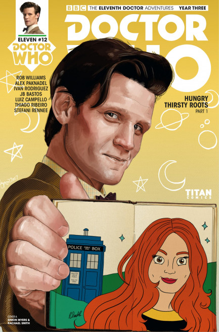 Doctor Who: The Eleventh Doctor Doctor Who: The Eleventh Doctor Year 3 - Volume 3 - Branches - Chapter 3