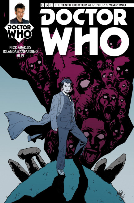 Doctor Who: The Tenth Doctor Doctor Who: The Tenth Doctor Year 2 - Volume 2 - Arena of Fear - Chapter 4