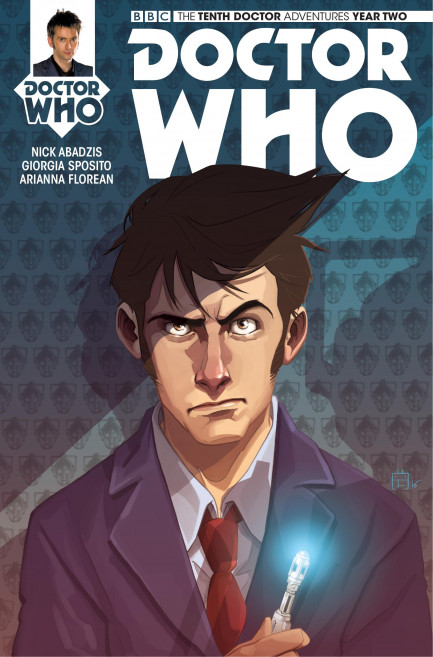 Doctor Who: The Tenth Doctor Doctor Who: The Tenth Doctor Year 2 - Volume 3 - Sins of the Father - Chapter 4