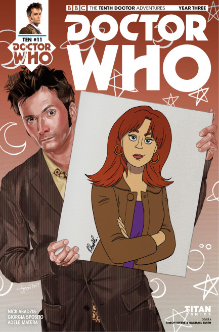 Doctor Who: The Tenth Doctor Doctor Who: The Tenth Doctor Year 3 - Volume 3 - The Good Companion - Chapter 2