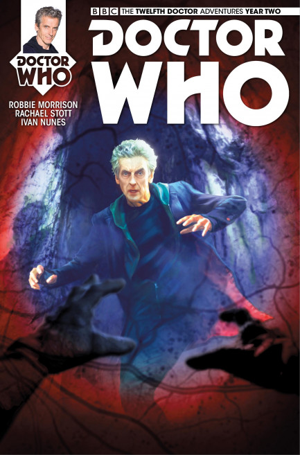 Doctor Who: The Twelfth Doctor Doctor Who: The Twelfth Doctor Year 2 - Volume 1 - The School of Death - Chapter 3