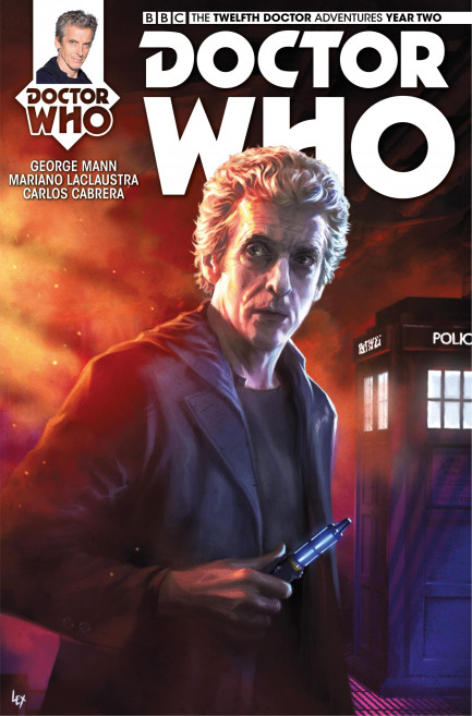 Doctor Who: The Twelfth Doctor Doctor Who: The Twelfth Doctor Year 2 - Volume 2 - The Twist - Chapter 2