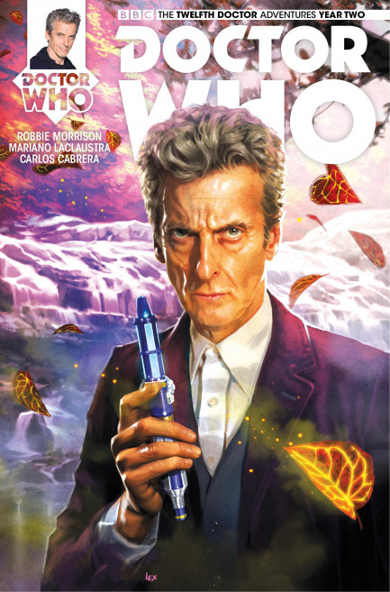 Doctor Who: The Twelfth Doctor Doctor Who: The Twelfth Doctor Year 2 - Volume 1 - Sonic Boom - Chapter 2