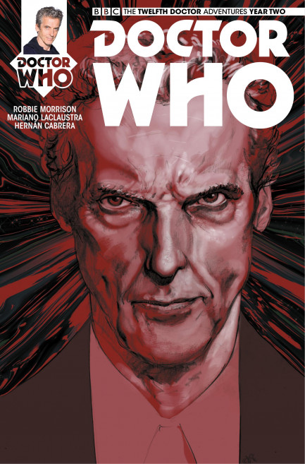 Doctor Who: The Twelfth Doctor Doctor Who: The Twelfth Doctor Year 2 - Volume 1 - Sonic Boom - Chapter 3