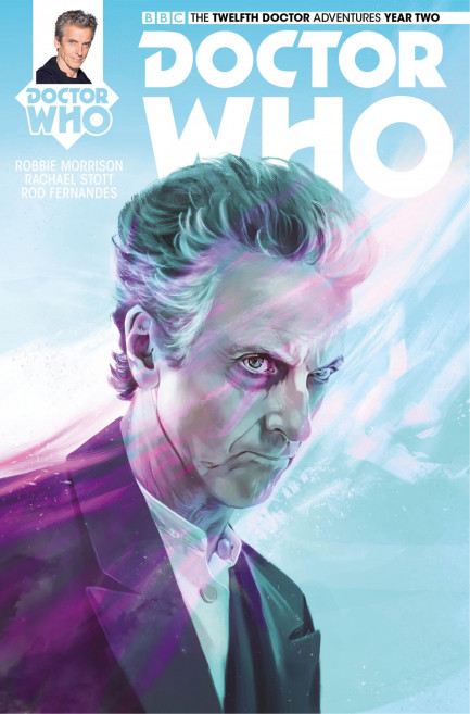 Doctor Who: The Twelfth Doctor Doctor Who: The Twelfth Doctor Year 2 - Volume 1 - Sonic Boom - Chapter 4