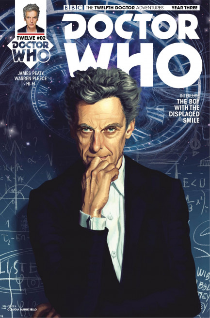 Doctor Who: The Twelfth Doctor Doctor Who: The Twelfth Doctor Year 3 - Volume 1 - The Terror Beneath - Chapter 2