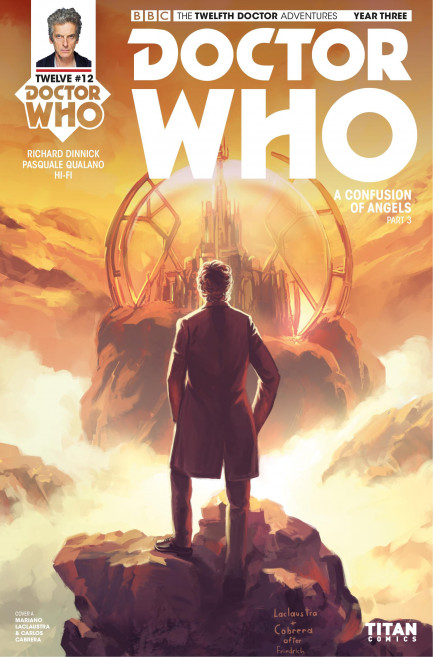 Doctor Who: The Twelfth Doctor Doctor Who: The Tweflth Doctor Year 3 - Volume 2 - A Confusion of Angels - Chapter 3