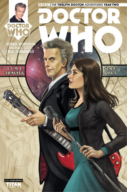 Doctor Who: The Twelfth Doctor Doctor Who: The Twelfth Doctor Year 2 - Volume 1 - Sonic Boom - Chapter 5
