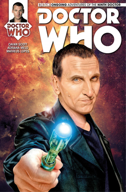 Doctor Who: The Ninth Doctor Doctor Who: The Ninth Doctor - Volume 2 - Doctormania - Chatper 1