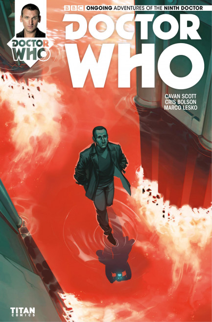 Doctor Who: The Ninth Doctor Doctor Who: The Ninth Doctor - Volume 3 - Official Secrets - Chapter 2
