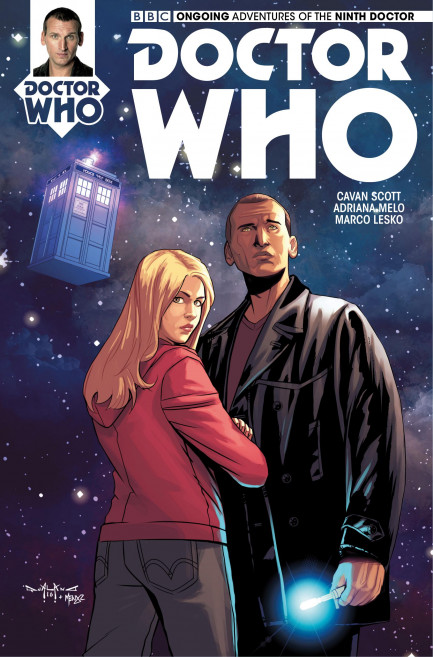Doctor Who: The Ninth Doctor Doctor Who: The Ninth Doctor - Volume 3 - Official Secrets - Chapter 3