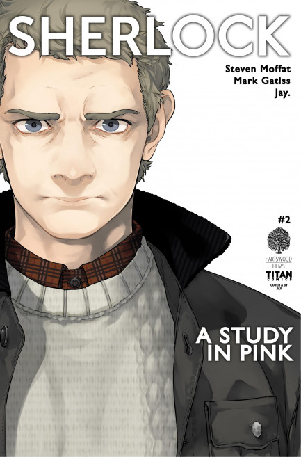 Sherlock Sherlock - Volume 1 - A Study In Pink - Chapter 2