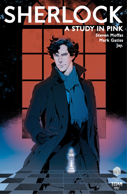 Sherlock Sherlock - Volume 1 - A Study In Pink - Chapter 3