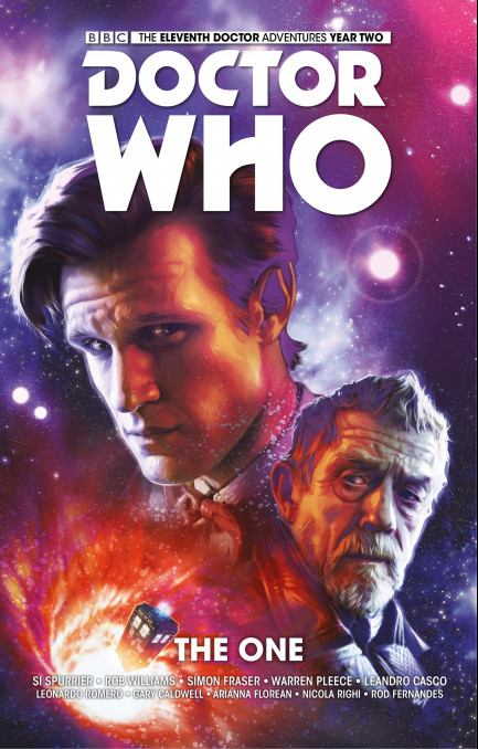 Doctor Who: The Eleventh Doctor Volume 5: The One