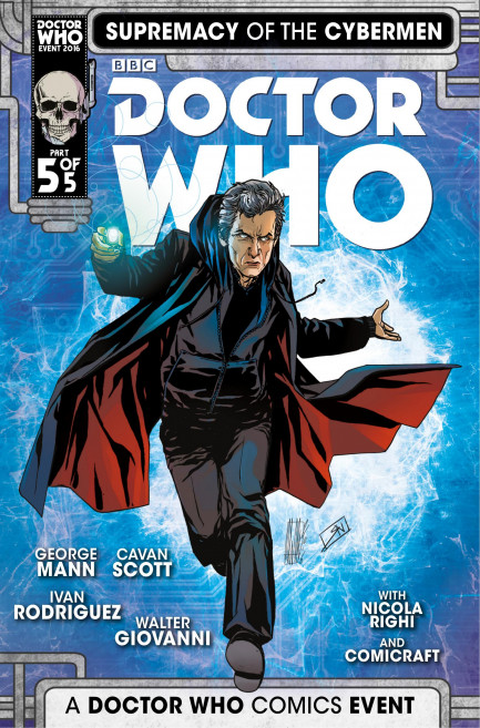Doctor Who: Supremacy of the Cybermen Doctor Who - Doctor Who: 2016 Event: Supremacy of the Cybermen - Volume 1 - Chapter 5