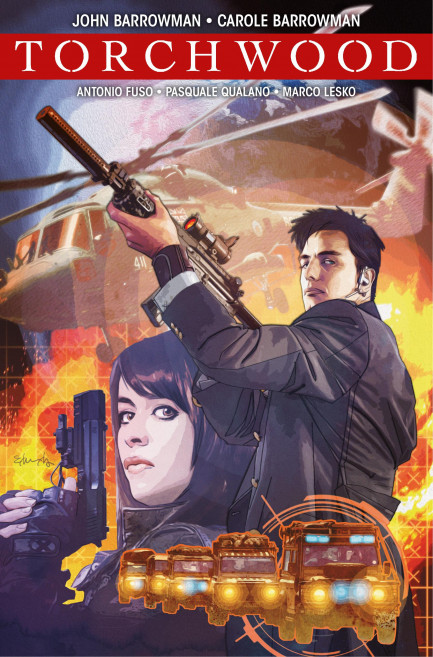 Torchwood Torchwood - Volume 1 - World Without End - Chapter 1