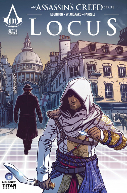 Assassin's Creed: Locus Assassin's Creed: Locus - Volume 1 - Chapter 1