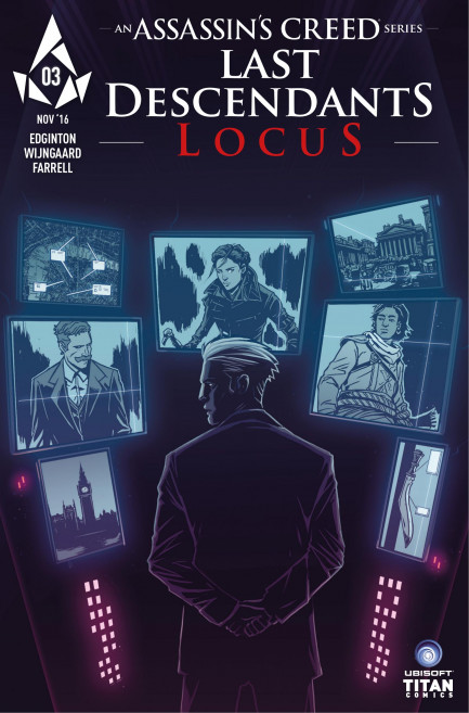 Assassin's Creed: Locus Assassin's Creed: Locus - Volume 1 - Chapter 3