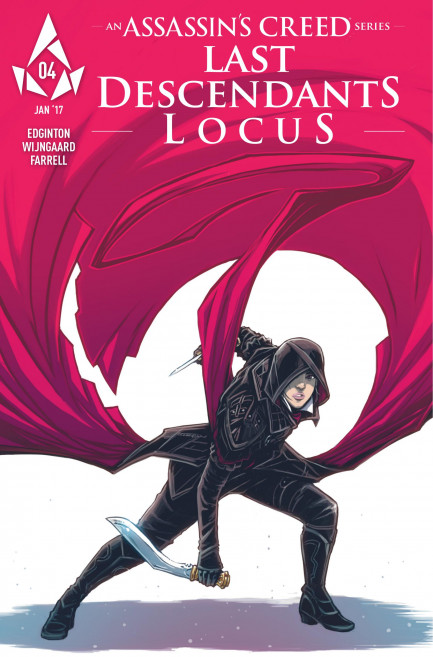 Assassin's Creed: Locus Assassin's Creed: Locus - Volume 1 - Chapter 4
