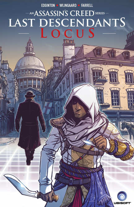 Assassin's Creed: Locus Assassin's Creed: Locus - Volume 1