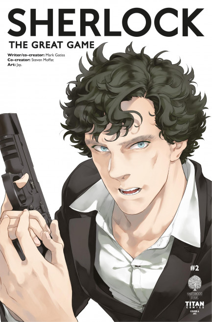 Sherlock Sherlock - Volume 3 - The Great Game - Chapter 2