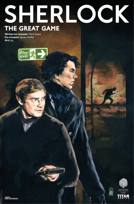 Sherlock Sherlock - Volume 3 - The Great Game - Chapter 4